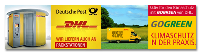 DHL Packstation Münster
