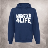 M�nster 4 Life Hoody Navy