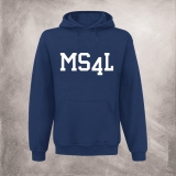 MS4L Hoody Navy