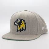 Münster Blackhawks Snapback - MS4L (Heather)