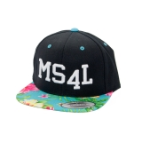 Münster Cap Snapback - MS4L (Hawaii Aqua)