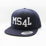Münster Cap Snapback - MS4L Kids (Navy)