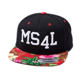 Münster Cap Snapback - MS4L (Hawaii Red)