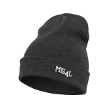 Münster Beanie - MS4L (Charcoal)