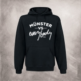 Münster vs everybody Hoody (Schwarz)