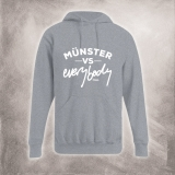 Münster vs everybody Hoody (Grau)