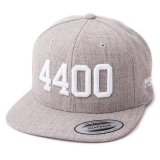 4400 Cap Snapback - MS4L (Heather)