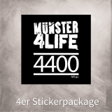 MS4L 4er Sticker Package (4400)
