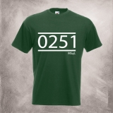 0251 - MS4L T-Shirt (flaschengr�n)